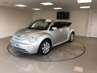 â£2,995â  â volkswagen beetle 2.0 cabriolet 2dr https://cloud.leparking.fr/2020/03/19/00/06/volkswagen-new-beetle-cabriolet-a-2-995a-a-volkswagen-beetle-2-0-cabriolet-2dr-gris_7499882383.jpg --