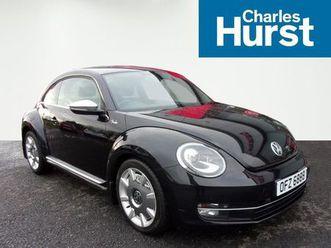 2013 volkswagen beetle 2.0 tdi fender edition 3dr