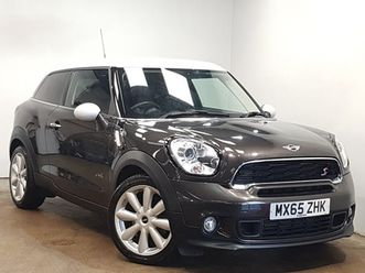 2015 mini cooper s paceman paceman 1.6 s all4 3dr auto [chili pack] coupe https://cloud.leparking.fr/2020/03/20/00/22/mini-paceman-2015-mini-cooper-s-paceman-paceman-1-6-s-all4-3dr-auto-chili-pack-coupe-gris_7501352805.jpg --
