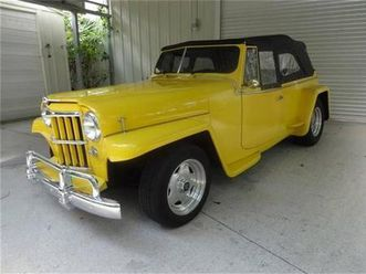 for sale: 1948 willys overland jeepster in cadillac, michigan https://cloud.leparking.fr/2020/03/20/16/00/willys-jeepster-vj-for-sale-1948-willys-overland-jeepster-in-cadillac-michigan_7502436776.jpg --