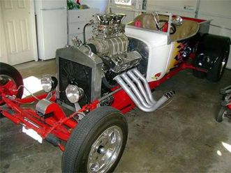 for sale: 1923 ford t bucket in cadillac, michigan