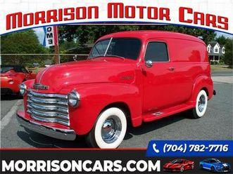 for sale: 1951 chevrolet 3100 in concord, north carolina