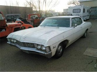 for sale: 1967 chevrolet caprice in cadillac, michigan