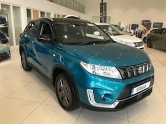 suzuki vitara sz-t 1.4 petrol hybrid for sale in dublin for €27645 on donedeal