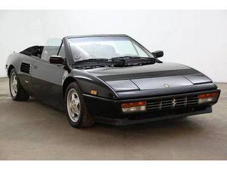 1989 ferrari mondial t cabriolet https://cloud.leparking.fr/2020/03/28/06/02/ferrari-mondial-cabriolet-1989-ferrari-mondial-t-cabriolet-black_7511354383.jpg --