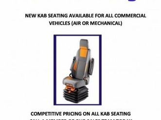 daf 85cf kab seating for sale in cavan for €1 on donedeal