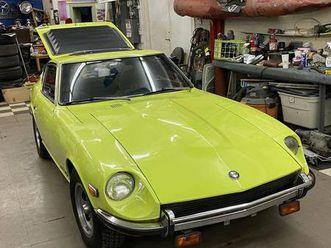 1973 datsun 240z for sale https://cloud.leparking.fr/2020/04/07/15/55/datsun-240z-1973-datsun-240z-for-sale-orange_7528352235.jpg --