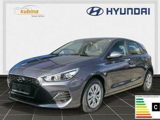 hyundai i30 select+funktions-paket+klima+einparkhilfe