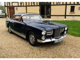 1958 facel vega fv4 auto