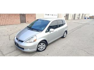 used 2007 honda fit lx   air con   power all