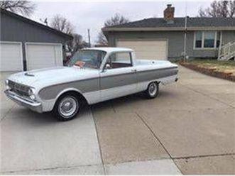for sale: 1963 ford ranchero in cadillac, michigan