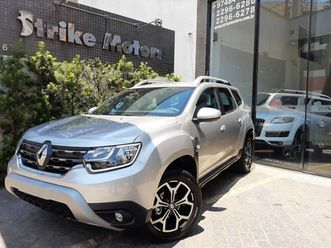 renault duster 1.6 16v sce flex iconic x-tronic - r$ 91.999