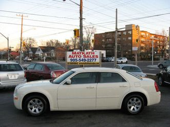 **2007 chrysler 300 v6** | cars & trucks | hamilton | kijiji