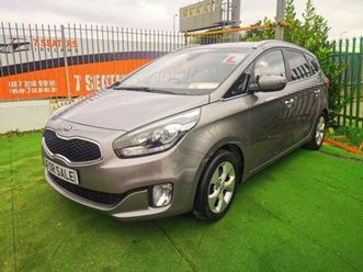 kia carens click collect/delivery low mileage ne for sale in dublin for €13,400 on donedea