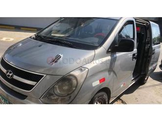 hyundai h1 2012 van en la victoria, lima-comprar usado en todo autos