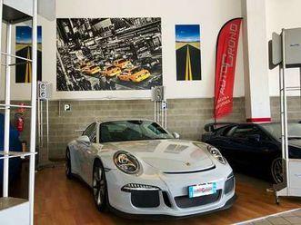 porsche 991 911 3.8 gt3 - colore sport classic grey - uni pror