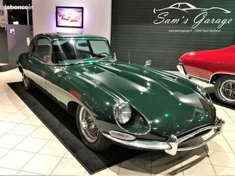 jaguar e-type série 1.5 1968 l6 4.2l matching #...