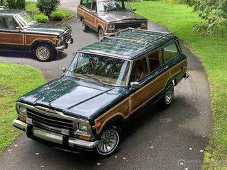 1991 jeep grand wagoneer by classic gentleman