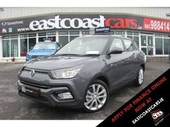 ssangyong tivoli es 1.6 petrol // new ssangyong r for sale in meath for €22,950 on donedea