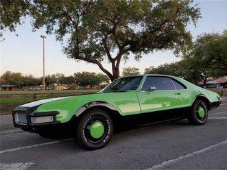 for sale: 1968 oldsmobile toronado in cadillac, michigan