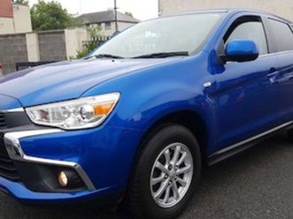 mitsubishi asx 1.6 2016 new model 162 for sale in dublin for €14950 on donedeal