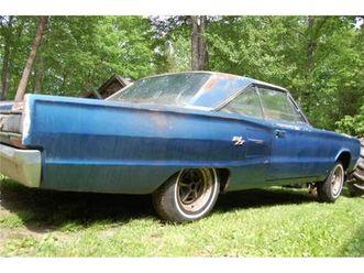 for sale: 1967 dodge coronet in cadillac, michigan