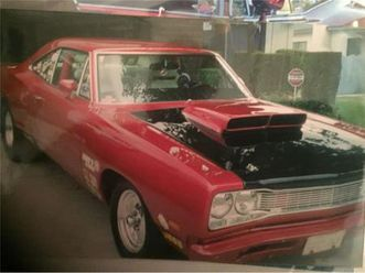 for sale: 1969 dodge coronet in cadillac, michigan