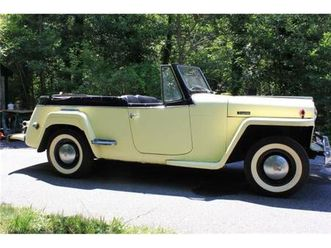 for sale: 1948 willys overland jeepster in cadillac, michigan https://cloud.leparking.fr/2020/06/08/15/40/willys-jeepster-vj-for-sale-1948-willys-overland-jeepster-in-cadillac-michigan_7632393453.jpg --