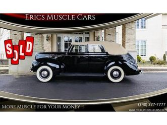 for sale: 1939 ford deluxe in clarksburg, maryland