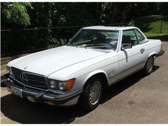 for sale: 1988 mercedes-benz 560sl in mclean, virginia https://cloud.leparking.fr/2020/06/08/15/42/mercedes-sl-class-for-sale-1988-mercedes-benz-560sl-in-mclean-virginia-white_7632395258.jpg --