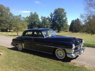 for sale: 1951 chrysler new yorker in leesburg, virginia