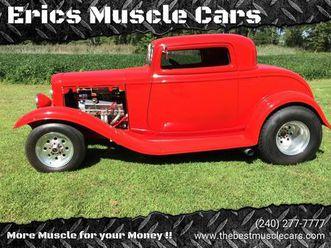 for sale: 1932 ford street rod in clarksburg, maryland https://cloud.leparking.fr/2020/06/08/15/43/ford-hot-rod-for-sale-1932-ford-street-rod-in-clarksburg-maryland-red_7632397975.jpg --