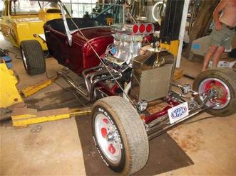 for sale: 1927 ford t bucket in cadillac, michigan