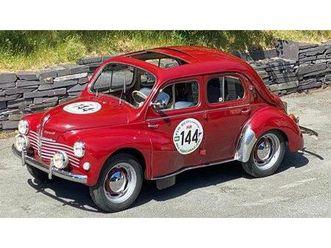 1951 renault 4 4cv grand luxe