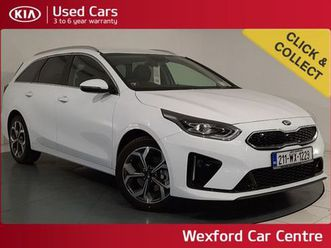 kia ceed 1.6 sw phev auto for sale in wexford for €28,995 on donedeal