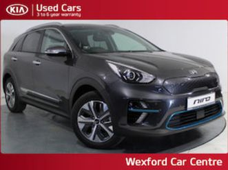 kia niro new kia e niro 64 kw price 41495 after for sale in wexford for €39995 on donedeal