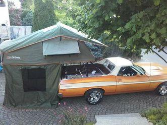 1972 er ford ranchero 429 camperaufbau sleeper h zulassung