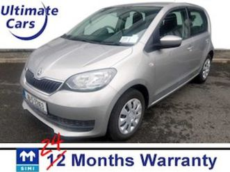 2018 skoda citigo 1.0 finance warranty for sale in dublin for €8950 on donedeal