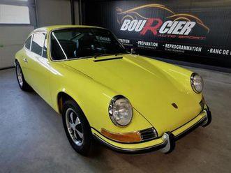 porsche 911 2.4 t de 1972 à vendre