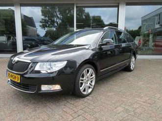skoda superb combi 1.8 tsi elegance business line open dak, nav