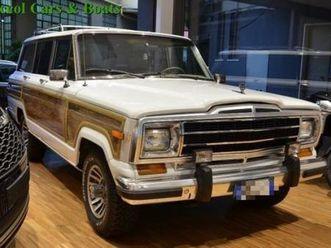 jeep wagoneer grand v8 - epoca