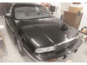 buick regal limited - 75,000 km | cars & trucks | city of montréal | kijiji