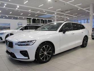 volvo v60 t4 business r-design aut vaihtoauto | autotie