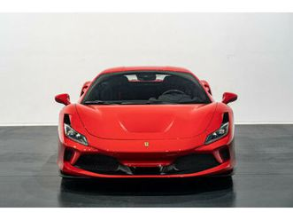 ferrari f8 tributo lift carbon cam afs race-seats*stock*