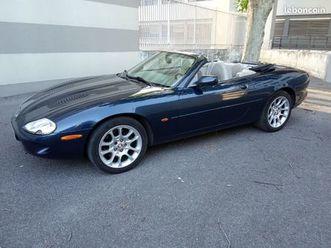 jaguar xkr cabriolet 4.0 litres v8 375 cv