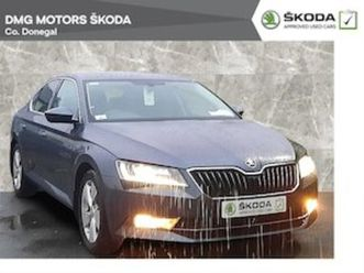 skoda superb 1.6 tdi 120bhp style for sale in donegal for €17900 on donedeal