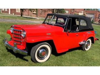 for sale: 1950 willys jeepster in cadillac, michigan https://cloud.leparking.fr/2020/07/17/12/05/willys-jeepster-vj-for-sale-1950-willys-jeepster-in-cadillac-michigan-red_7683131099.jpg --