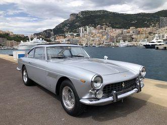 1963 ferrari 250 - gte 2+2 s3