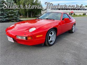 for sale: 1987 porsche 928 in north andover, massachusetts