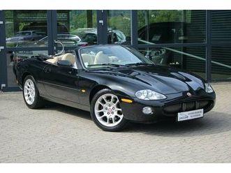 jaguar xkr 4.0 4.0 s/c convertible
